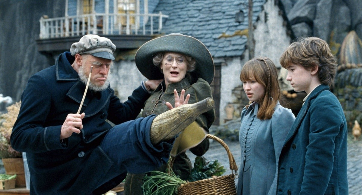 Lemony Snickets A Series of Unfortunate Events Movie Review