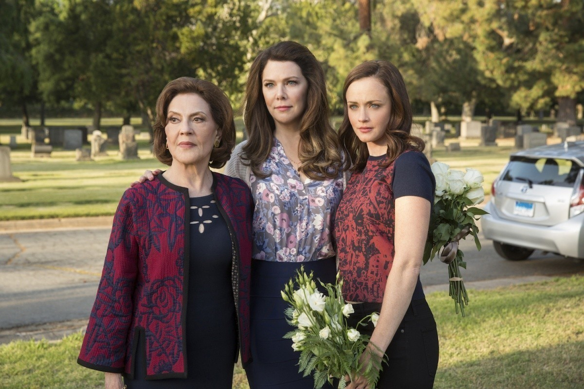 an overview of the hot and cold relationship of mother and daughter in the gilmore girls The complete box-set including all episodes of gilmore girls the close relationship between mother and daughter through the cold and.