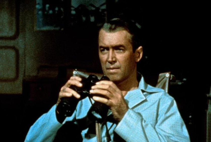 rear window cinema essay Rear window redux: learning from the architecture in analysis of architecture and the related art of cinema ideas in rear window and how the techniques.
