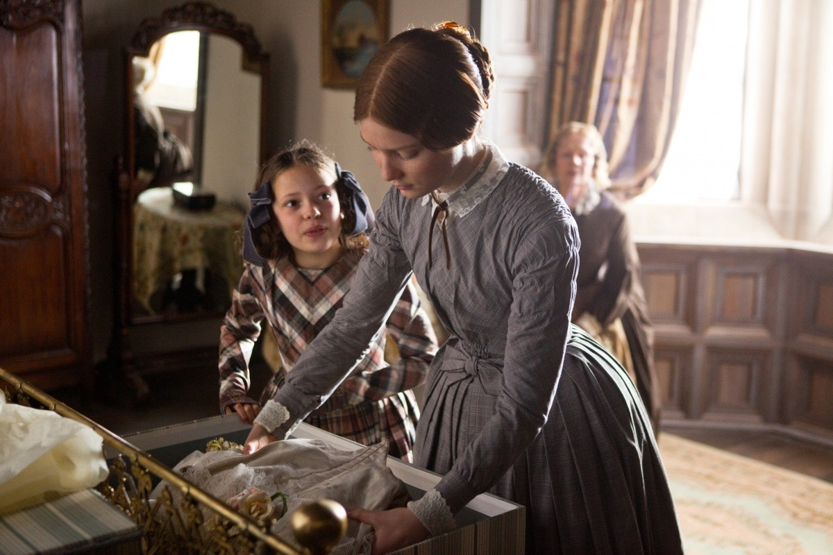 jane eryes experience as a governess essay